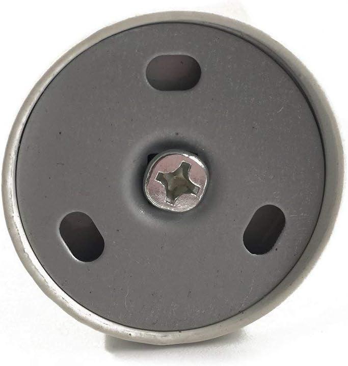 4 Pack Magnetic Door Stop Stainless Steel Door Holder Doorstop
