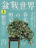 盆栽世界 2019年 03 月号 [雑誌]