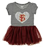 Outerstuff NCAA Girl's Toddlers Celebration Tutu, Florida State Seminoles 4T