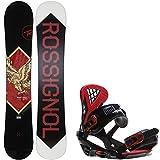 snowboard package boot - Rossignol Circuit Amptek 150 Mens Snowboard + Sapient Wisdom Bindings - Fits US Mens Boots Sized: 8,9,10