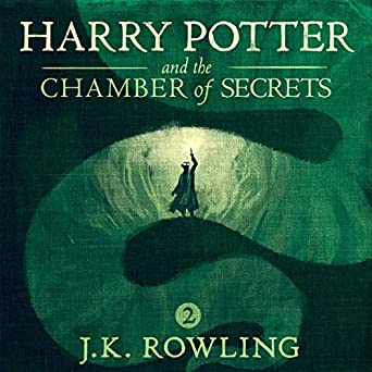Image result for harry potter and the chamber of secrets audiobook jim dale