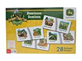 Best MasterPieces Toys For 4 Year Girls - MasterPieces John Deere Dominoes Game Review