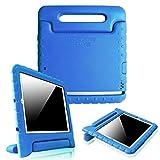 Fintie iPad mini 1/2/3 Kiddie Case - Light Weight Shock Proof Convertible Handle Stand Kids Friendly for Apple iPad mini 1 / iPad mini 2 / iPad mini 3, Blue