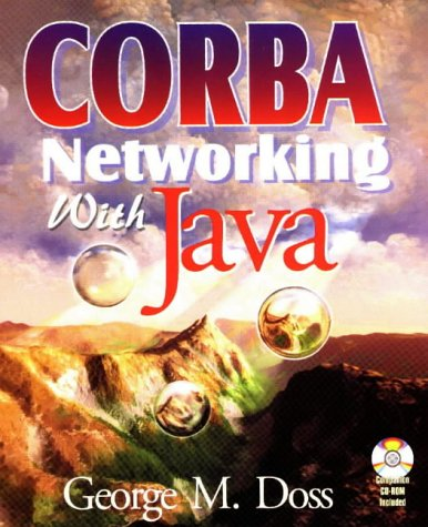 Corba Networking With Java by Brand: Wordware