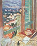 img - for Developing Critical Reading Skills by Deanne Milan Spears (2002-07-15) book / textbook / text book