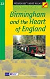 Birmingham and the Heart of England (Pathfinder Short Walks)