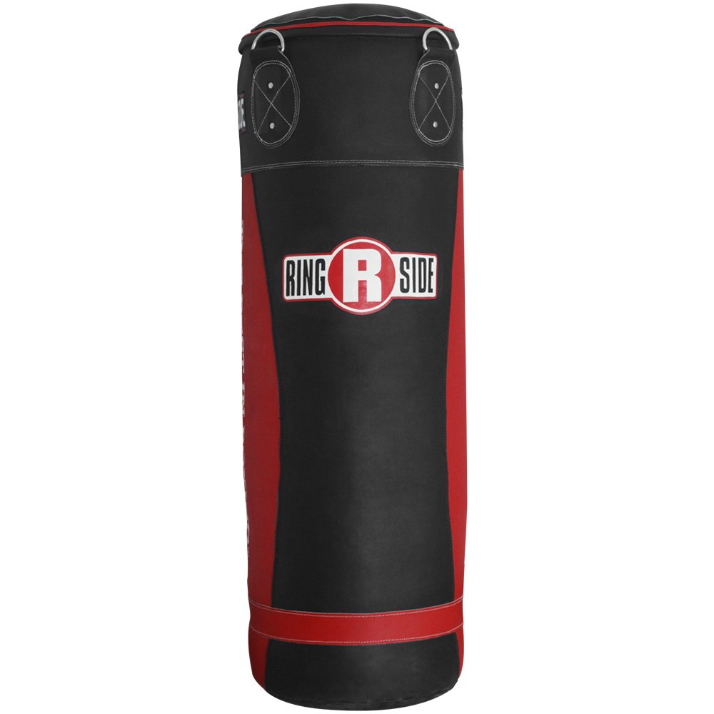 Ringside LargeレザーボクシングMMAムエタイFitness WorkoutトレーニングKicking Punching 100、130、150、200 lb Heavy Bag B008OLK44O  100 lb