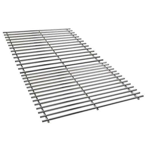 air Part Heavy Duty Stainless Steel Rod Cooking Grid Grates Replacement for Select Great Outdoors, Charbroil, Grill Chef, Thermos & Vermont Castings Grill Models ()