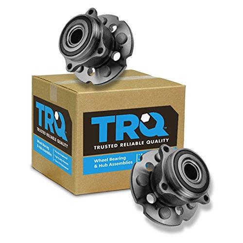 - TRQ Rear Wheel Hub & Bearing Driver & Passenger Pair for MDX ZDX Pilot 4WD 4x4