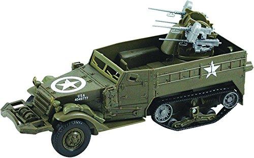- New Ray M16 Half Track EZ Build Tank Model Kit 1:32 Scale