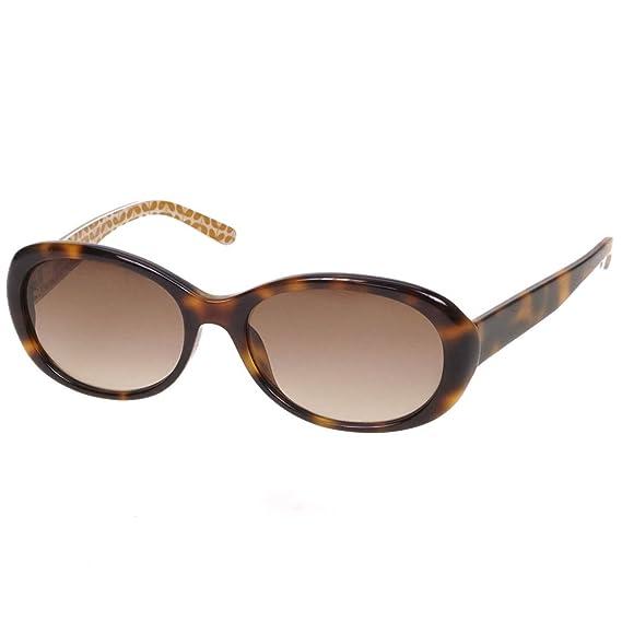 0a76aba9d43 Orla Kiely Tortoiseshell Jackie Ladies Retro Sunglasses SOK011 9AJX 55-17-140   Amazon.co.uk  Clothing
