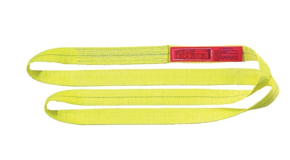 Liftall EN1802DX14 Polyester Web Endless Sling, 1-ply, 2'' x 14'