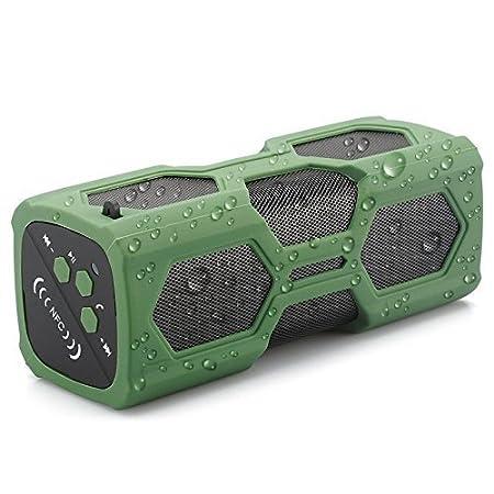 Review Waterproof Sport Bluetooth Speaker,Freegoing
