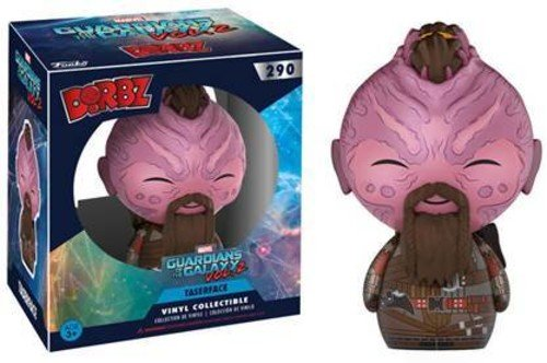 Guardians of the Galaxy 2 Taser Face Toy Figure 12764 Accessory Toys /& Games Miscellaneous Funko Dorbz