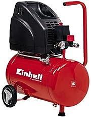 Einhell Compressore, 24 L, 8 Bar, 1 Cilindro, 1100 W