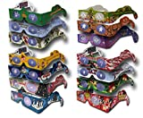 23 Pairs 3D Christmas and New Year Glasses Glasses 14 Different Exclusive Styles - JIngle Bells - 3Dtereo Holiday Eyes(tm)