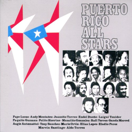 Puerto Rico All Stars, Vol. 1