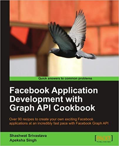 Facebook Application Development with Graph API Cookbook by Shashwat Srivastava (2011-12-14)