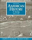 American History Vol. 1 : A Survey, Brinkley, Alan and Current, Richard Nelson, 0070079587