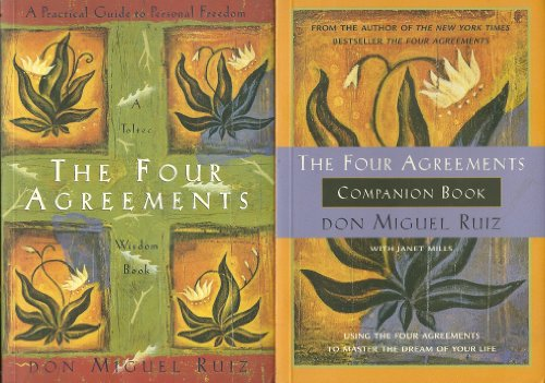 Download The Four Agreements And The Four Agreements Companion Book