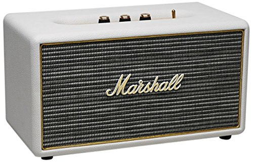 Marshall Stanmore - Altavoces (Universal, Piso, Integrado, 80W, 45-22000 Hz, 2500 Hz) Cream