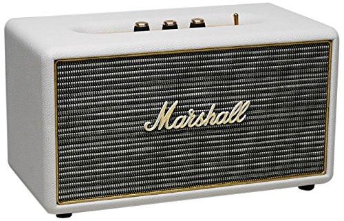 Marshall Stanmore - Altavoces (Universal, Piso, Integrado, 80W, 45-22000 Hz, 2500 Hz) Cream