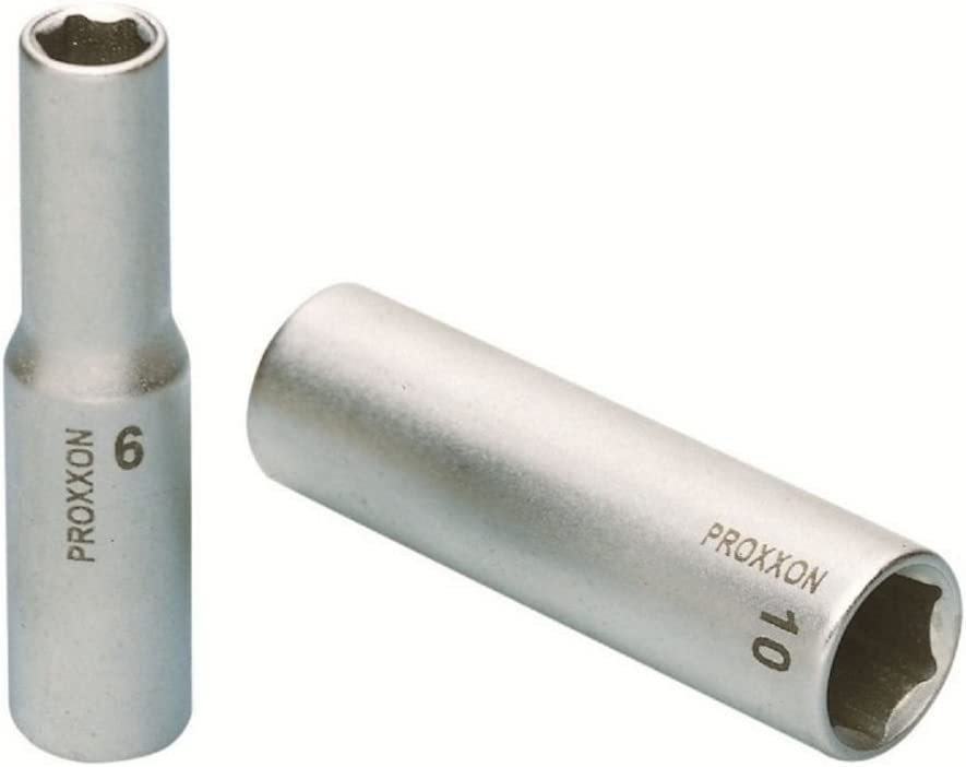 Proxxon 23542/Deep Socket Spanner Insert//13/mm Drive 3//8/Inch