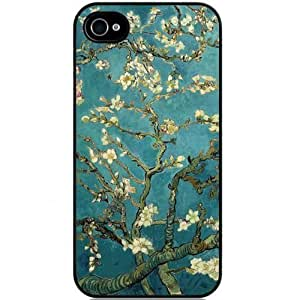 S9Y Vintage Flowers Watercolor Art Hard Back Skin Case Cover For Apple iphone 6 4.7 Style B (47EP)