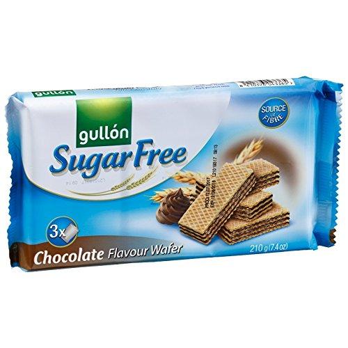 Sugar Free Chocolate Wafer - Sugar Cookies Chocolate Free