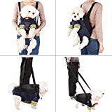 A4Pet Versatile Dog Carrier Backpack for Hiking, Camping, Bike Riding or Travel with Pet For Sale