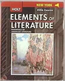elements of literature 5th edition pdf