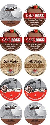Fabulous Flavored Coffee Sampler Varieties