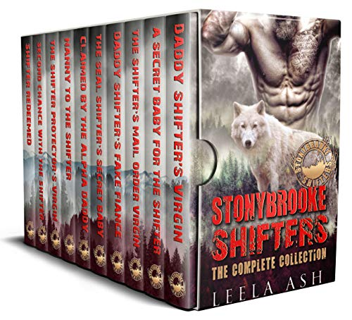 Pdf Romance Stonybrooke Shifters: The Complete Collection
