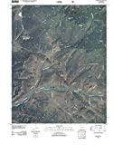 Colorado Maps | 2011 Chromo, CO USGS Historical Topographic Aerial Map | 24in x 30in