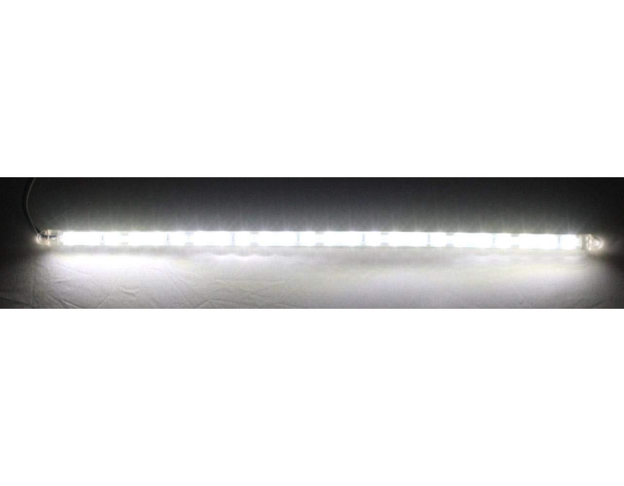 Custom Dynamics TF12WC Daytime Driving Light 6.97 Truflex LED 12-LED, 6.97 Truflex LED