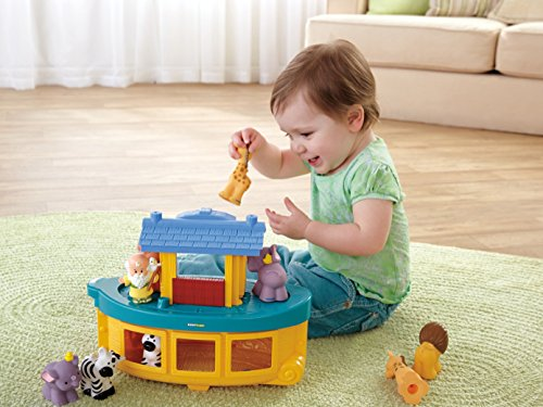 Fisher-Price Little People Noah's Ark by Fisher-Price (Image #15)