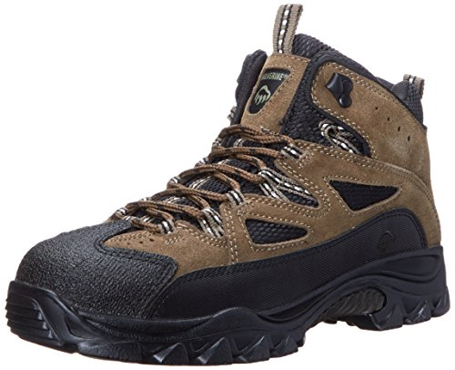 Wolverine Men's Fulton Hiking Boot,Hedge/black,9.5 XW US (Cowboy Mens 1/2 Boot)