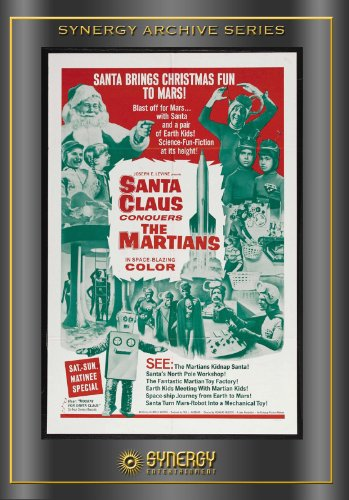 Santa Claus Conquers the Martians -