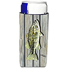 Fish Bass Ultra Beverage Insulators for slim cans 8493MUK