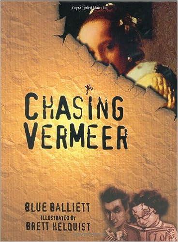 Chasing vermeer | open library.