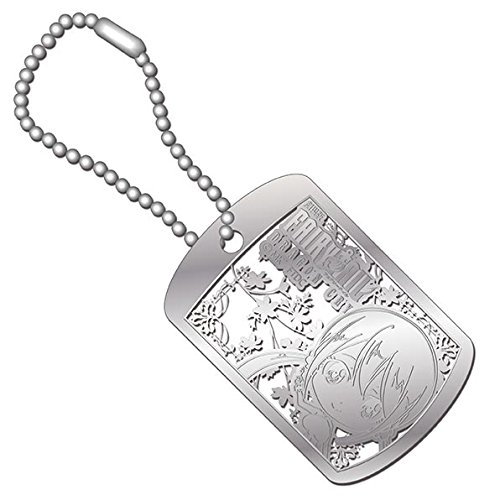 Theater Edition FAIRY TAIL Tousen ry-Lucy metal art dog tag by Easy Gy (ACG)