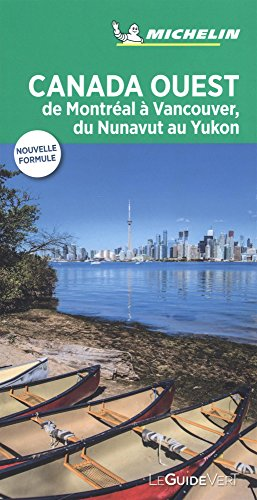 GUIDE VERT - CANADA (French Edition)