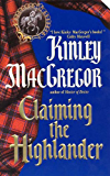 Claiming the Highlander (Brotherhood/MacAllister series Book 2)