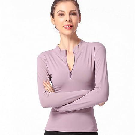 Liuxiaomiao Top de Yoga para Mujer 4 Colores Mujeres ...