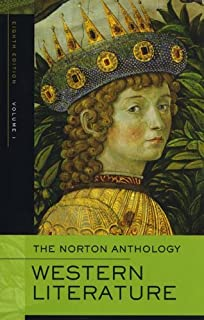 Amazon the norton anthology of western literature vol 1 the norton anthology of western literature volume 1 fandeluxe Choice Image