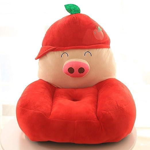 Daxiong Lindo sofá Infantil de Dibujos Animados cojín ...
