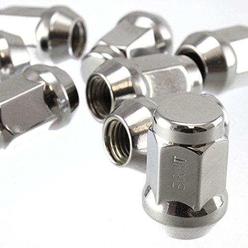 20pc Chrome Lug Nuts | 1/2