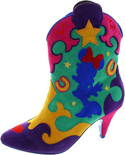 Irregular Choice Disney Hot Diggety, Stivali donna multicolore Multi