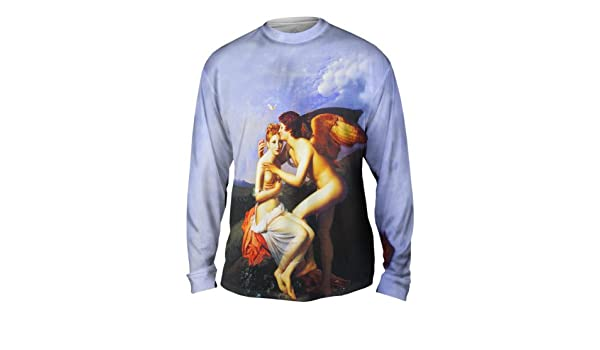 Francois Gerard Psych Receiving C Mens Long Sleeve 2283 Yizzam