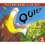 Quiet! (Book & CD)
